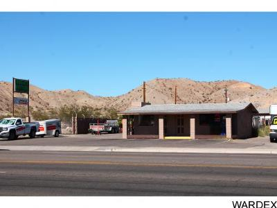 Bullhead City, Golden Valley Commercial For Sale: 3030 Highway 95