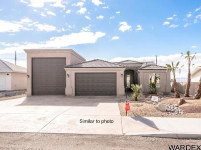 Lake Havasu City Single Family Home For Sale: 1409 Build To Suit