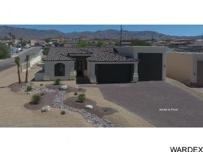 Lake Havasu City Single Family Home For Sale: 1960 Build To Suit