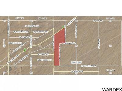 Golden Valley Residential Lots & Land For Sale: . Oatman Highway