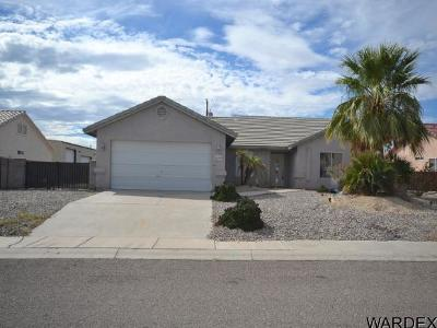 Fort Mohave Single Family Home For Sale: 5679 S Wishing Well Dr