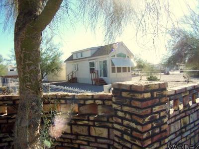 Quartzsite Manufactured Home For Sale: 585 Adobe Lane