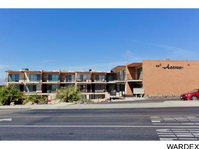 Lake Havasu City Condo/Townhouse For Sale: 89 Acoma Blvd N 17 #17