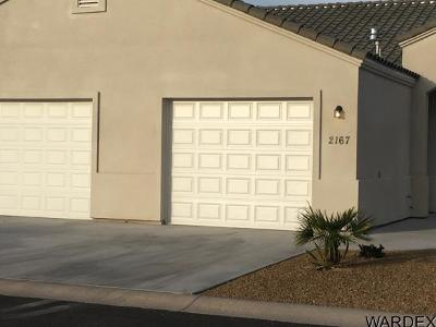 Mohave Valley Single Family Home For Sale: 2167 Tumbleweed Drive