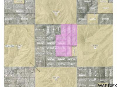 Lake Havasu City Residential Lots & Land For Sale: 4844 E. 6500 North Street