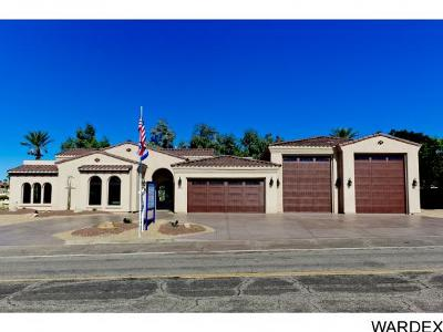 Lake Havasu City Single Family Home For Sale: 2215 S Jamaica Blvd S