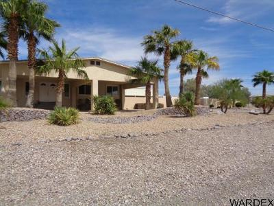 Mohave County Manufactured Home For Sale: 1851 Camp Mohave Rd