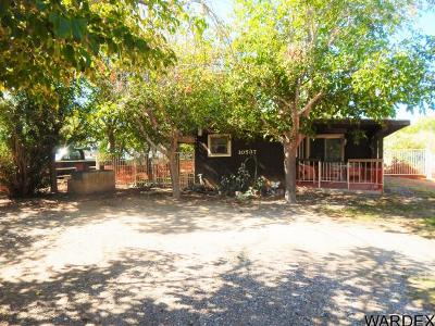 Mohave Valley Manufactured Home For Sale: 10587 S Zinc Ln