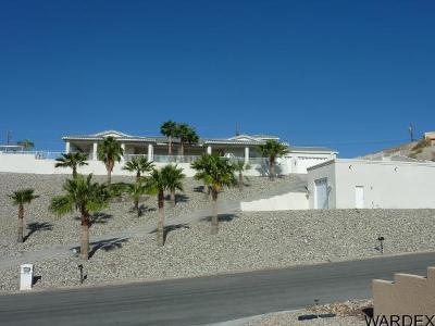 Lake Havasu City Single Family Home For Sale: 3293 S Crestwind Dr