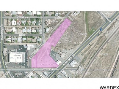 Kingman Residential Lots & Land For Sale: 2009 E Andy Devine Ave