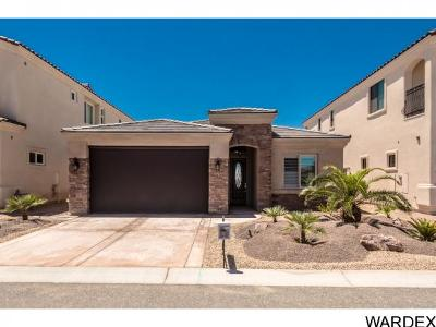 Lake Havasu City AZ Single Family Home For Sale: $374,900