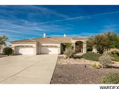 Kingman Single Family Home For Sale: 1101 S Copper Wind Ln