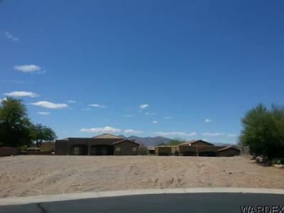 Refuge At Lake Havasu Residential Lots & Land For Sale: 3711 N Citation Rd