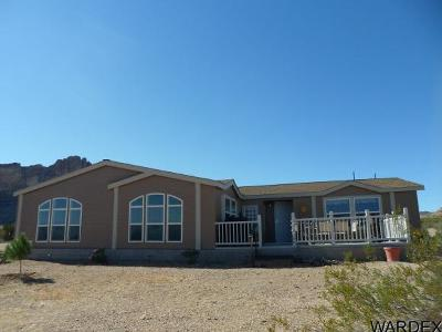 Mohave County Manufactured Home For Sale: 1725 S Gleeson Rd