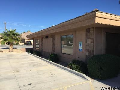 Lake Havasu City Commercial For Sale: 80 Acoma Blvd S