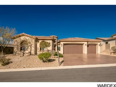 Bullhead City Single Family Home For Sale: 3115 Esmerelda Dr
