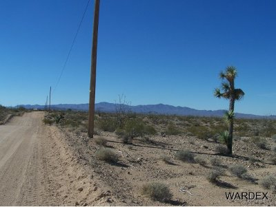 Yucca AZ Residential Lots & Land For Sale: $39,500
