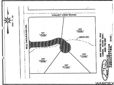 Kingman Residential Lots & Land For Sale: E Valley View Rd
