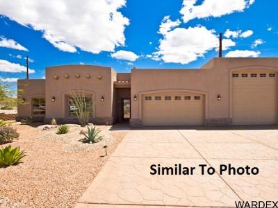 Lake Havasu City Single Family Home For Sale: 1700 On Your Level Lot