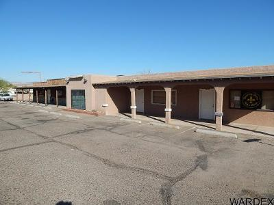 Bullhead City, Golden Valley Commercial For Sale: 1331 Baseline Rd
