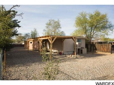 Kingman AZ Manufactured Home For Sale: $39,000