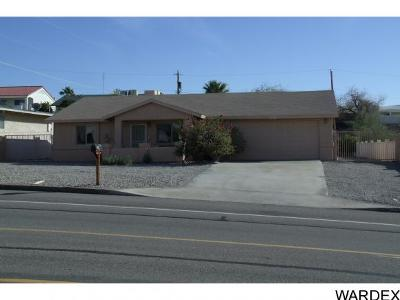 Lake Havasu City AZ Single Family Home For Sale: $279,000
