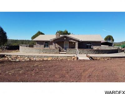 Williams AZ Single Family Home For Sale: $549,900