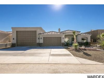 Lake Havasu City Single Family Home For Sale: Horizon Model On Your Lot