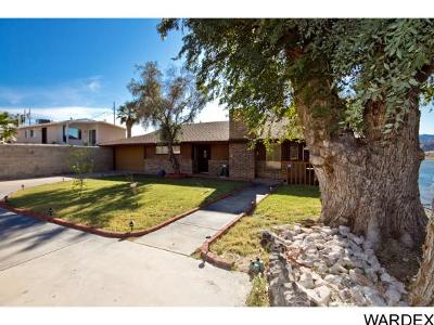 Bullhead City Single Family Home For Sale: 329 Riverfront Dr