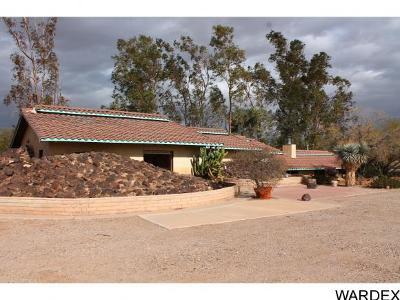 Mohave Valley Single Family Home For Sale: 7227 S Mesquite Dr