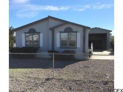 Mohave County Manufactured Home For Sale: 5392 E Huachuca Pl