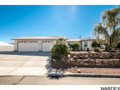 Lake Havasu City Single Family Home For Sale: 2860 Pony Dr