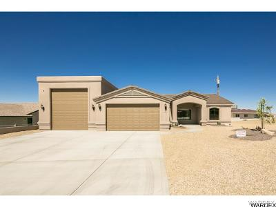 Lake Havasu City Single Family Home For Sale: Eclipse Model On Your Lot