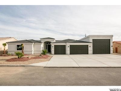 Lake Havasu City Single Family Home For Sale: Twilight Model On Your Lot
