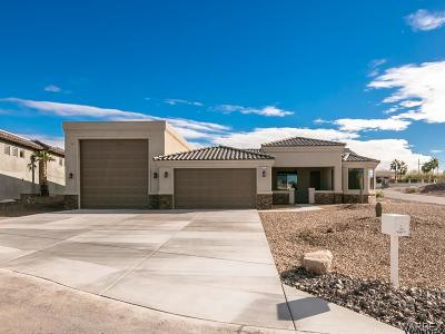 Lake Havasu City Single Family Home For Sale: Radiance Model On Your Lot
