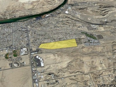 Bullhead City Residential Lots & Land For Sale: 1748 Alta Vista Rd