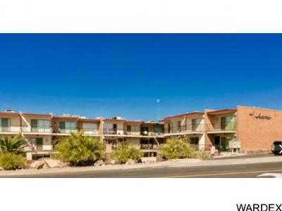 Lake Havasu City Condo/Townhouse For Sale: 89 Acoma Blvd N 22 #22