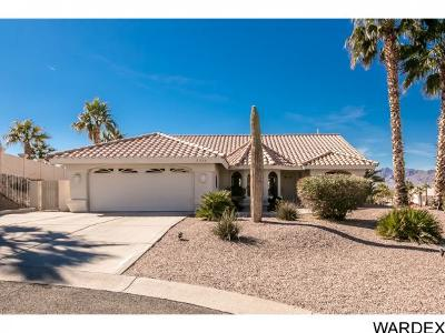 Lake Havasu City Single Family Home For Sale: 2372 Jacob Row Cir