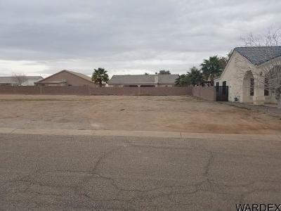 Mohave Valley Residential Lots & Land For Sale: 2469 E Sage Drive