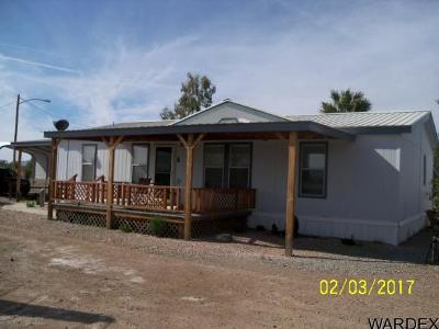 Bouse Manufactured Home For Sale: 28730 Rainbow Ave.
