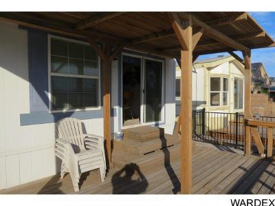 Mohave County Manufactured Home For Sale: 1300 E Dike Rd