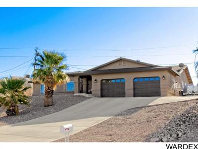 Lake Havasu City Single Family Home For Sale: 3430 Hound Ln
