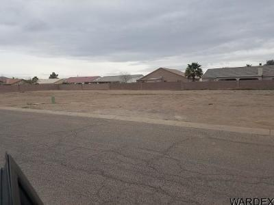Mohave Valley Residential Lots & Land For Sale: 2463 E Sage Drive