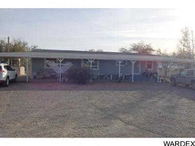 Bouse Manufactured Home For Sale: 48126 Mountain View Rd
