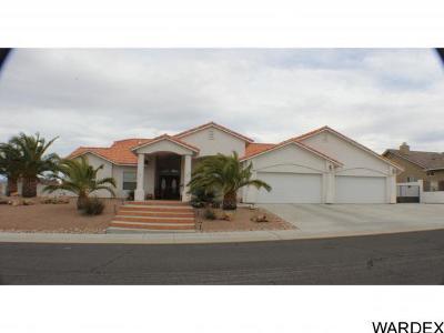 Kingman Single Family Home For Sale: 2398 Zubia St