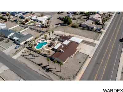 Lake Havasu City Single Family Home For Sale: 2145 Palo Verde Blvd N.