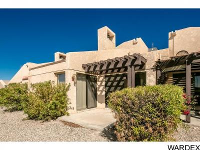 Lake Havasu City Condo/Townhouse For Sale: 2544 Firestone Cir #4