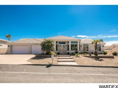 Lake Havasu City Single Family Home For Sale: 2300 Jamaica Blvd S
