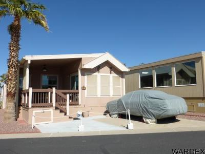 Mohave County Manufactured Home For Sale: 2000 Ramar Rd #471