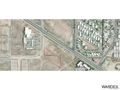 Kingman Residential Lots & Land For Sale: 2700 Mission Boulevard
